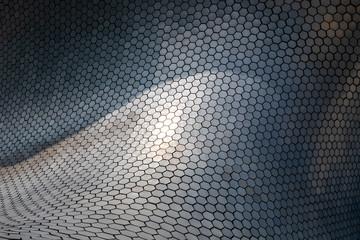 Modern architecture in Polanco, Mexico City, CDMX