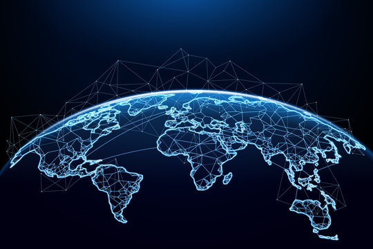 Abstract of world network