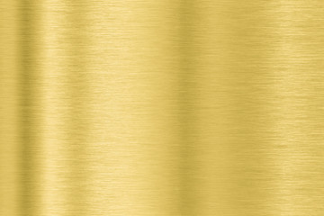 Wall Mural - Gold metal textured background or plate