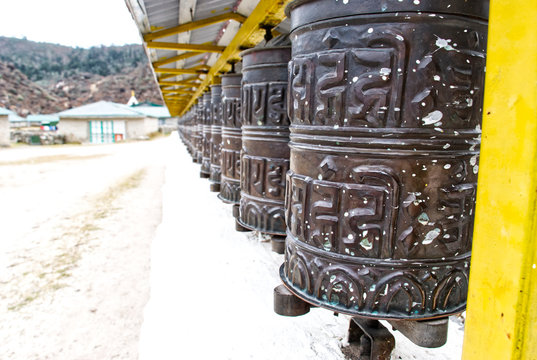 Temple Buddhismus