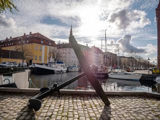 Deurstickers Turkije Christianshavns Kanal