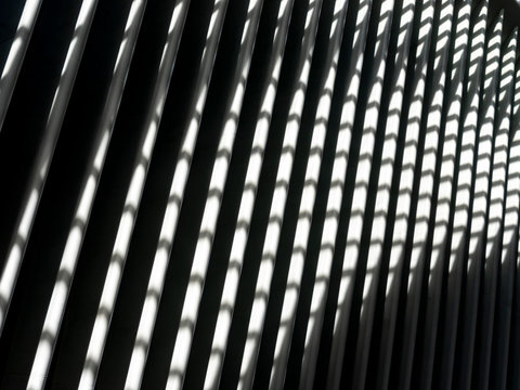 Abstract Pattern of Building Facade