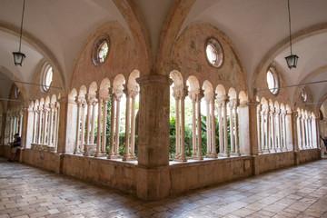 Dubrovnik : monastère franciscain