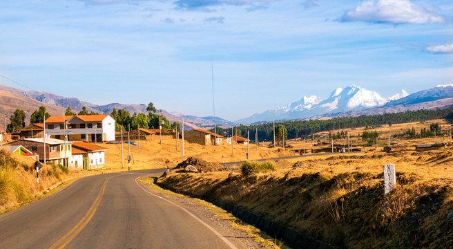 Andean landscape