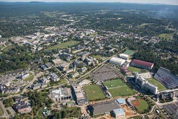 Virginia Tech, Lane Stadium