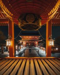 Tokyo Japan Temple Asakusa