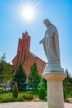 Nur-Sultan Catholic Church 16