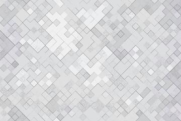 Estores personalizados con tu foto Pixelated monochrome geometric texture.
