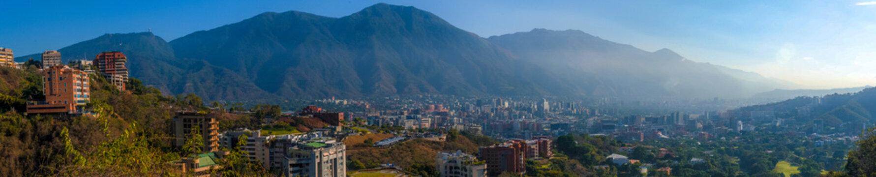 Panoramica de Caracas