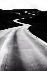 road in the mountains, Norge, Europa