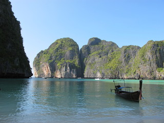 phi island thailand