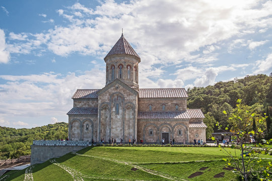 Georgien - Kloster Bodbe