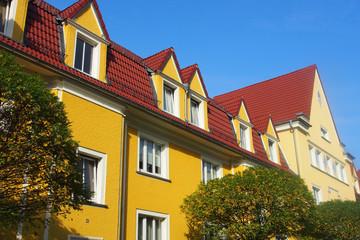 Siedlungsarchitektur der 20er Jahre, Bielefeld, NRW