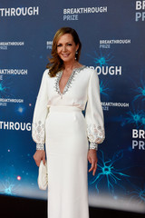 Allison Janney attends the eighth annual Breakthrough Prize awards in Mountain View