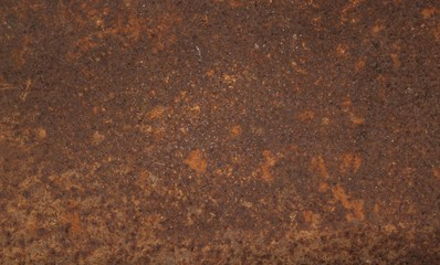 old metal iron rust texture background