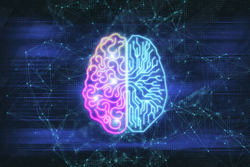 Creative digital brain