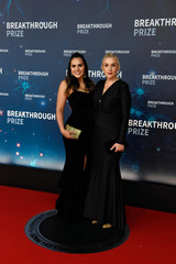 Guests attend the eighth annual Breakthrough Prize awards in Mountain View