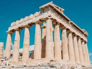 Wall Murals Place of worship Parthenon on the Athenian Acropolis, Athens, Greece