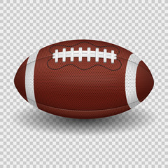 Tuinposter Bol American Football Ball