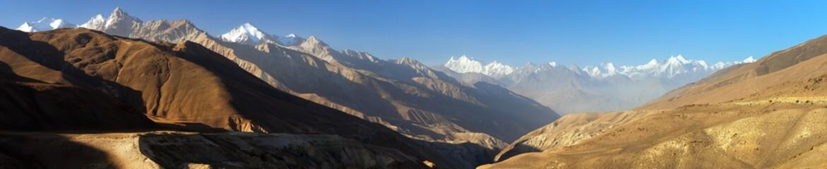 Hindukush mountains, Tajikistan and Afghanistan