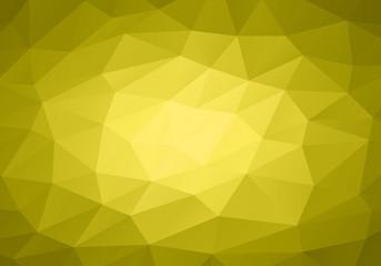 fond jaune géométrique
