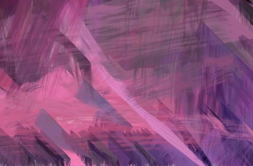 abstract futuristic line design with antique fuchsia, pale violet red and pastel violet color. can be used as wallpaper, texture or graphic background
