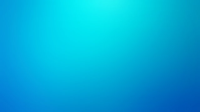 Light Blue and Teal Defocused Blurred Motion Abstract Background, Widescreen, Horizontal