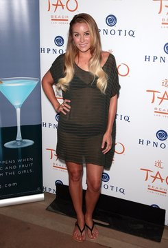 Lauren Conrad Hosts at TAO Beach