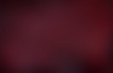 Chocolate tint abstract blurred background. Dark burgundy texture. Frame defocus pattern.