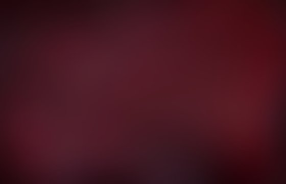 Chocolate tint abstract blurred background. Dark burgundy texture. Frame defocus pattern.