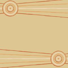 Australian Aboriginal art background in vector format.