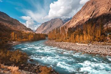 This is beautiful autumn at Pakistan