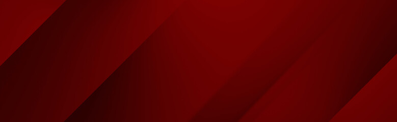 Red dark background for wide banner Fototapete
