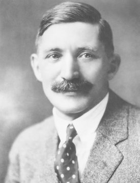 William Knudsen was President and General Manager, Chevrolet Motor Company, 1924-1937. Prior