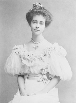 Consuelo Vanderbilt was forced by her family into marriage to the 9th Duke of Marlborough in 1895