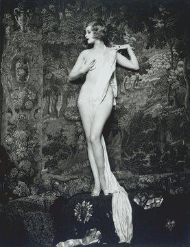 Actress, dancer, and Ziegfeld girl Hazel Forbes