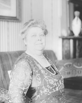 Madame Marcia, the astrologer who warned Florence Harding her husband would die in office