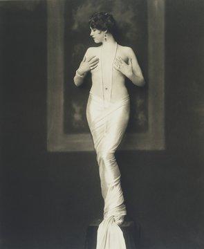 Ziegfeld girl Jean Ackerman
