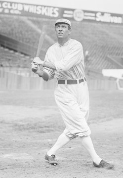 Tris Speaker in 1912, during his best season in Major League baseball