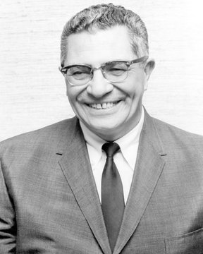 Vince Lombardi, (1913-1970), General manager of the Green Bay Packers and one of the most successful head coaches in the history of American football, 1969