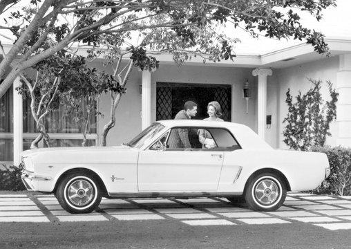 Ford Mustang, circa 1966