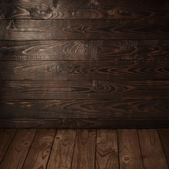 old wooden striped vintage background