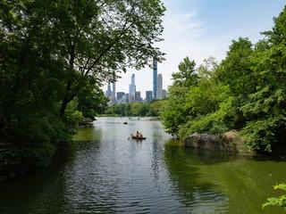 Summer @ Central Park.