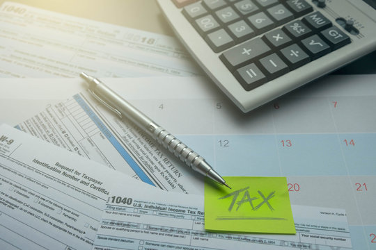 Annual tax filing is an important job and serious for company's accountants. Must do a regular job plan to prepare and submit documents to the supervisory and accounting control unit within deadline.