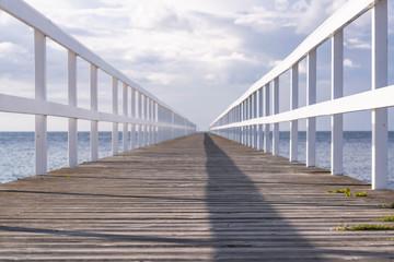 pier perspective