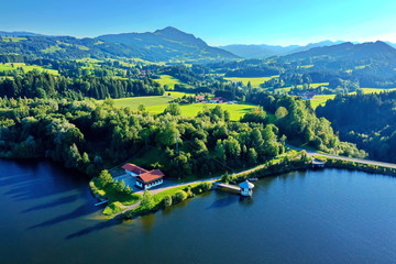 Rottachsee bei Sulzberg