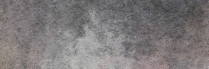 horizontal abstract background with gray gray, silver and dark slate gray color and rough surface. can be used as banner or header