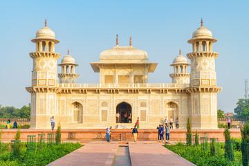 Fabulous view of the Tomb of Itimad-ud-Daulah (Baby Taj)