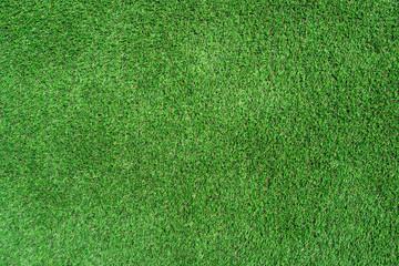 Fotobehang Gras Artificial green grass background