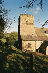All Saints Church, Kirby Underdale, East Riding of Yorkshire.